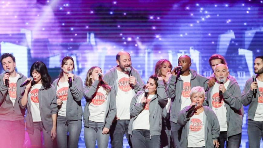 Les Enfoirés : dans les coulisses de leurs concerts à Lyon