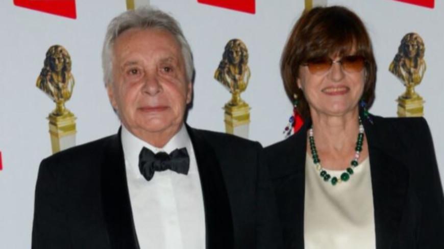 """Michel Sardou : sa femme se confie, """"il a un caractère pas facile à vivre"""""""