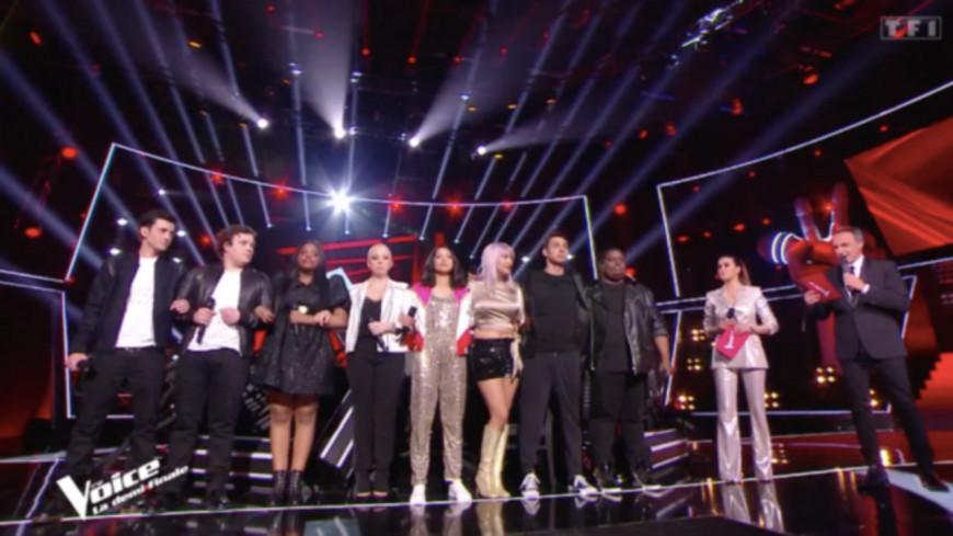 The Voice : on connaît les quatre qualifiés pour la finale !