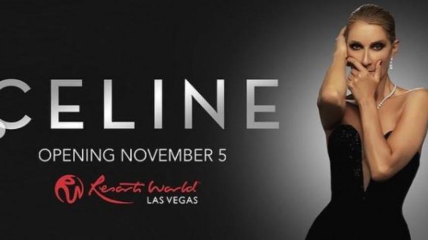 Céline Dion : les dates de sa tournée à Las Vegas dévoilées