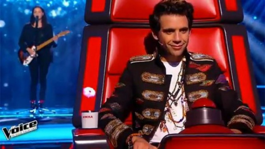 The Voice : la drôle d'anecdote de Mika