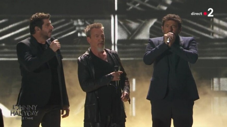 Johnny Hallyday : retour sur une immense journée d'hommage