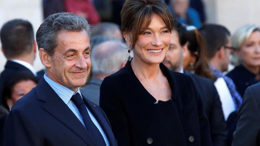 """Carla Bruni et Nicolas Sarkozy sont """"impétueux""""..."""