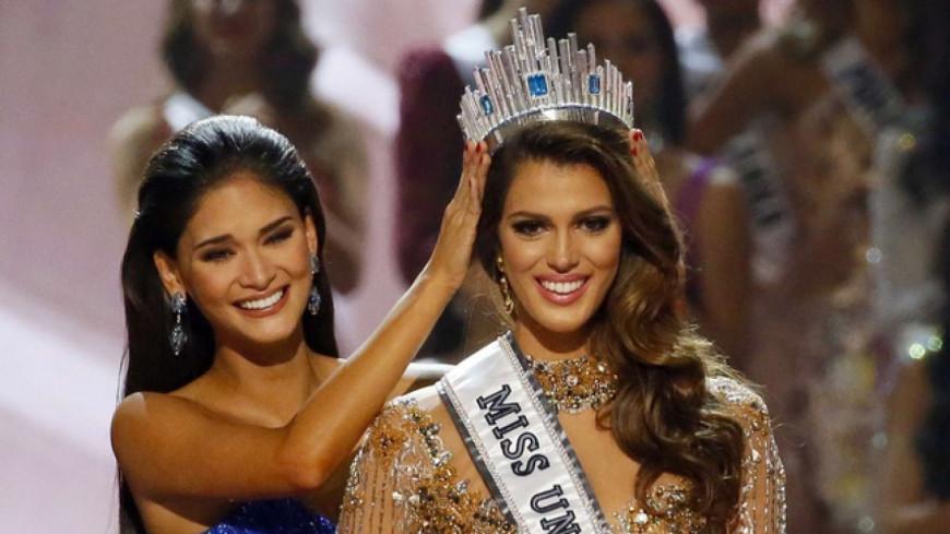 (Vidéo) Miss Univers est française