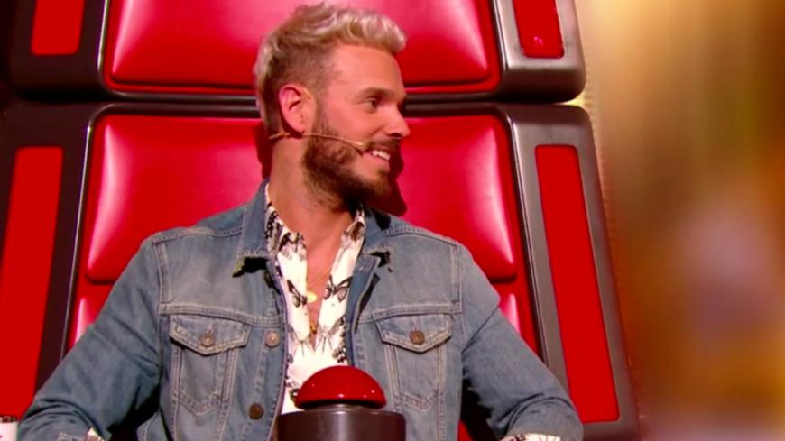Matt Pokora annonce son départ de The Voice