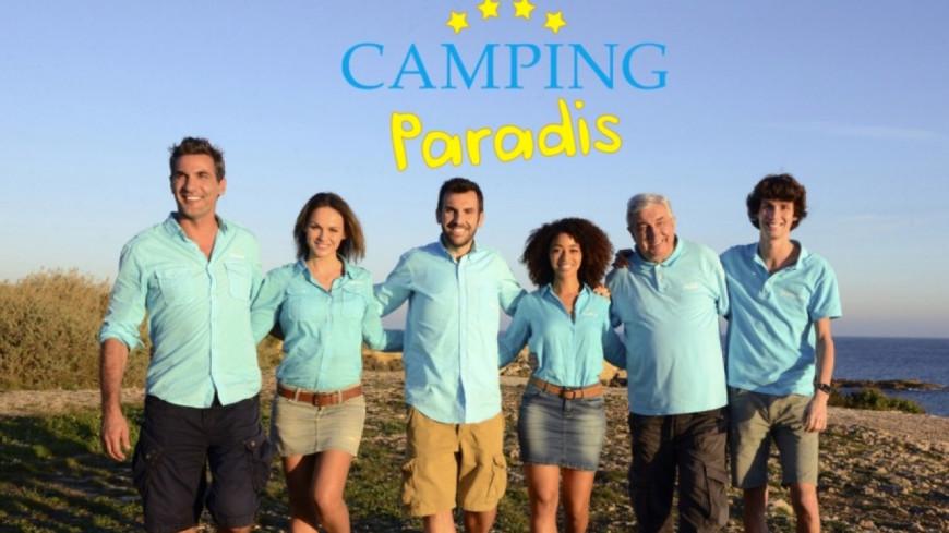 PHOTO. Le tournage de Camping Paradis menacé par les incendies