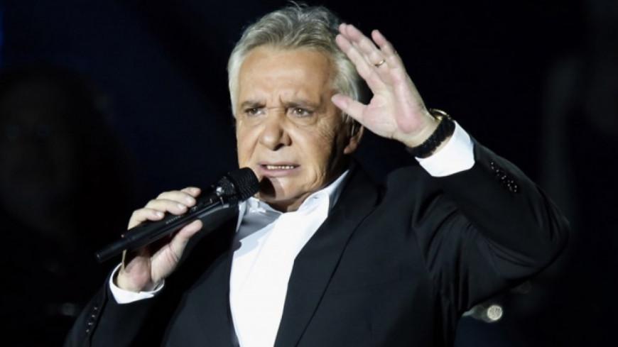 Michel Sardou obligé d'annuler ses derniers concerts pour raisons médicales