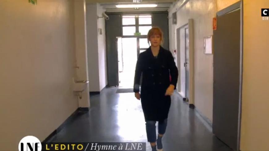 (Vidéo) Daphné Bürki parodie déjà Emmanuel Macron