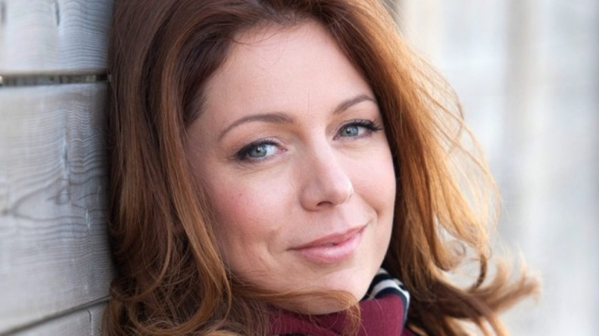 Isabelle Boulay se confie sur son couple.