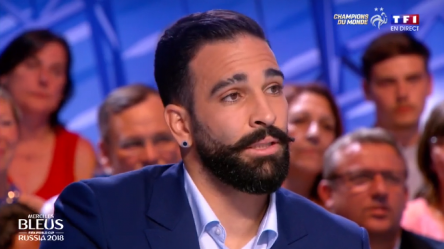 Adil Rami prend sa retraite internationale — OM