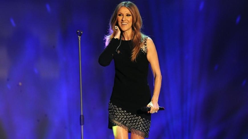 Céline Dion se lâche sur scène à Las Vegas !