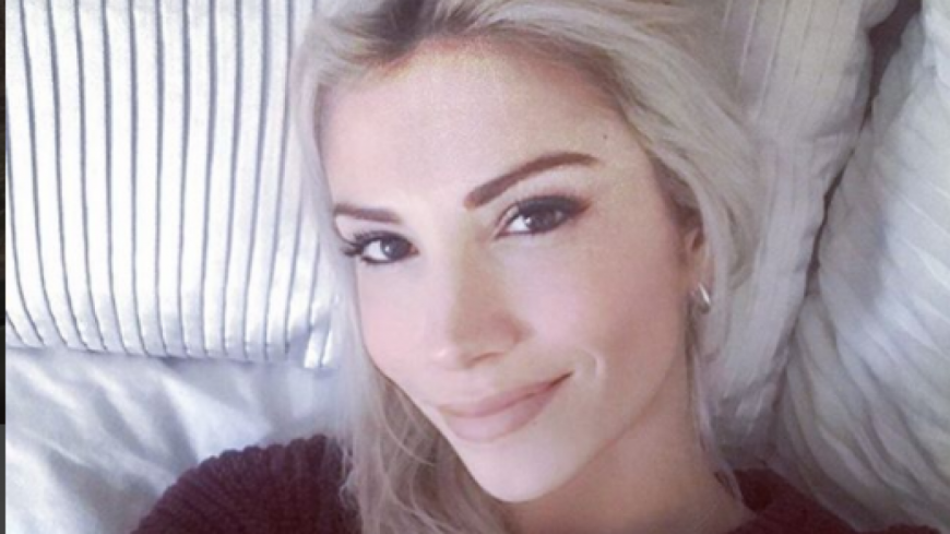 Alexandra Rosenfeld, ex-Miss France, poste une adorable photo de sa fille