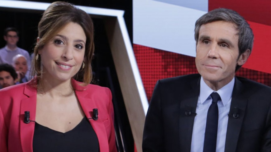 AUDIENCES TV. L'émission politique de France 2 en tête.