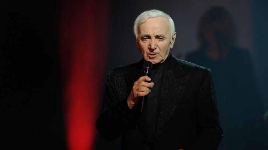 Charles Aznavour obligé d'annuler (encore une fois) des concerts