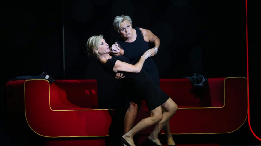 « Elles s'aiment » bientôt en direct sur France 2.