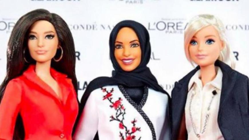 Une poupée Barbie fait polémique