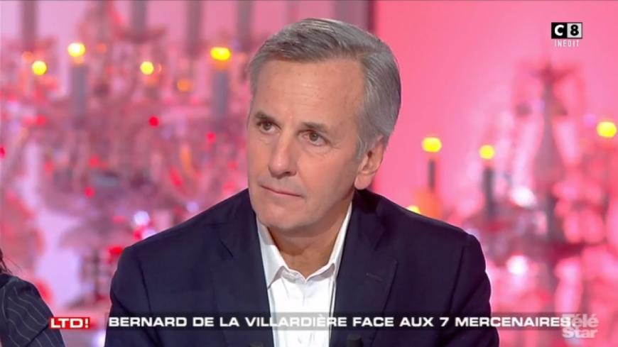 Bernard de la Villardière revient sur ses propos polémiques sur le voile — Vidéo