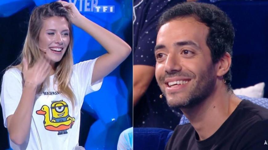 [VIDEO] L'ex-miss France Camille Cerf en couple avec Tarek Boudali ?
