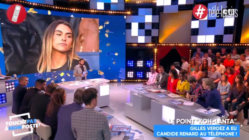 Affaire Koh-Lanta : Candide Renard réagit pour la première fois