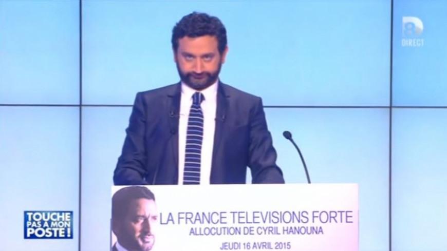 Cyril Hanouna : Futur président ?