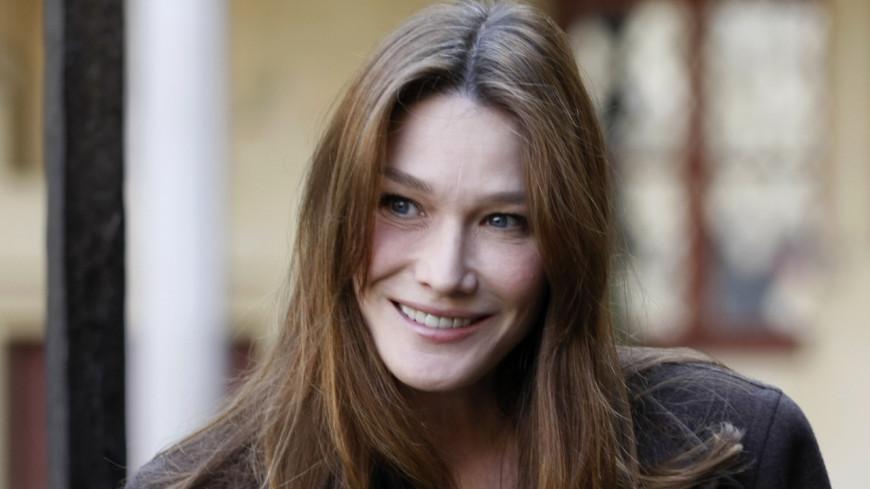 Carla Bruni partage une magnifique photo de sa fille Giulia