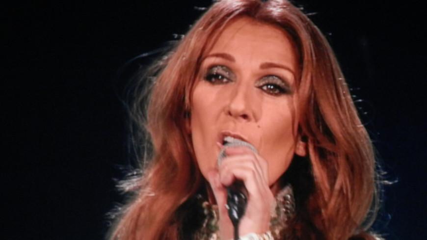 René-Charles se lance dans la musique — Céline Dion