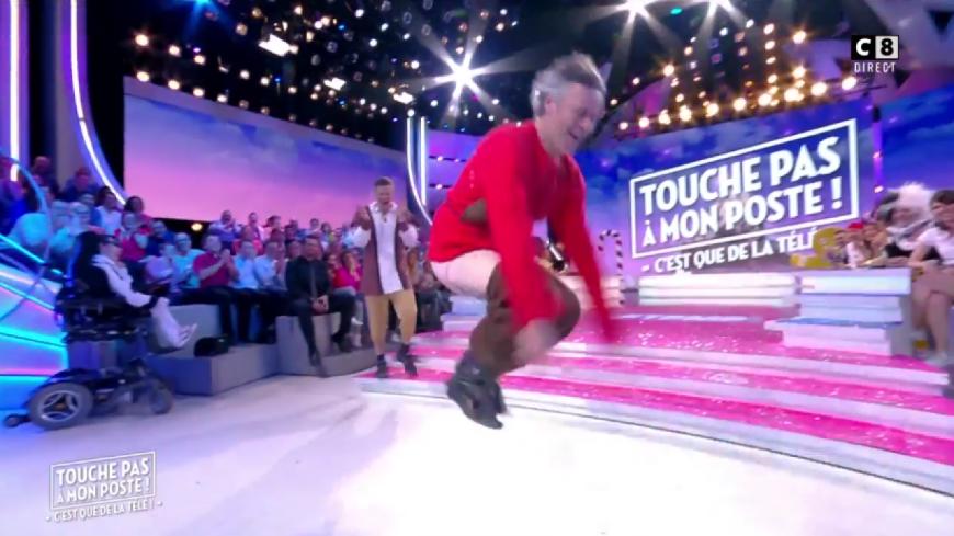 (VIDEO) Enorme moment de solitude pour Jean-Michel Maire.