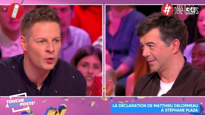 Matthieu Delormeau drague Stéphane Plaza et révèle avoir voulu
