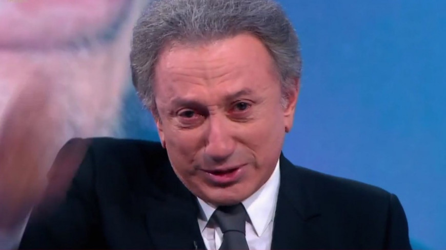 Johnny Hallyday : Michel Drucker évoque ses larmes en direct