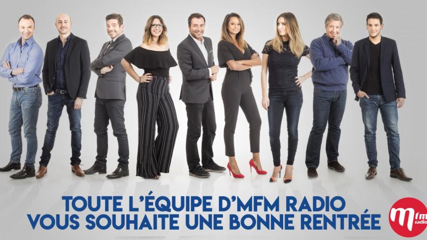 La rentrée se prépare sur MFM Radio