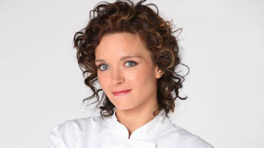 Fanny Rey la finaliste de Top Chef 2011