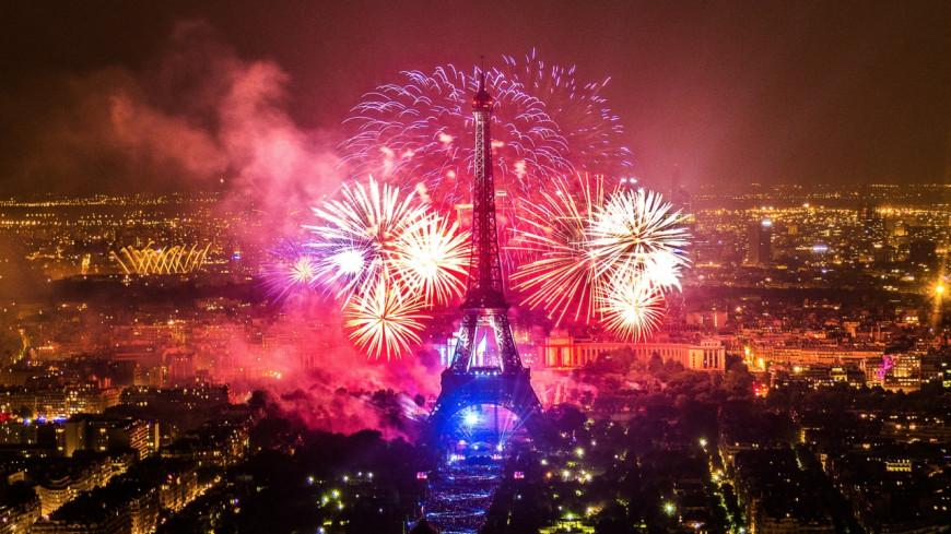 Feu d'artifice du 14 juillet : le programme des grandes villes