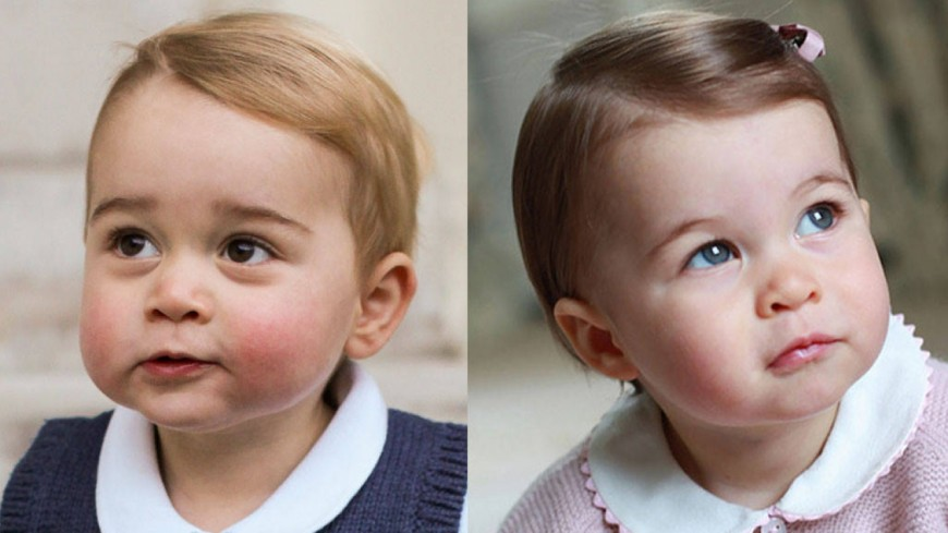 George et Charlotte inspirent les futurs parents