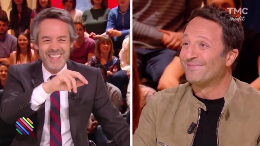 (Vidéo) Le petit tacle en règle de Yann Barthès et Arthur à Cyril Hanouna.