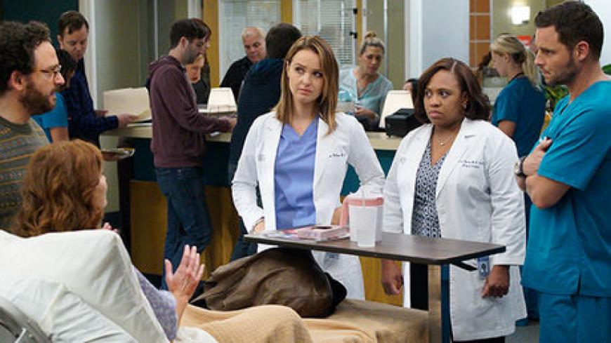 Audiences TV : « Grey's Anatomy » faible leader sur TF1.