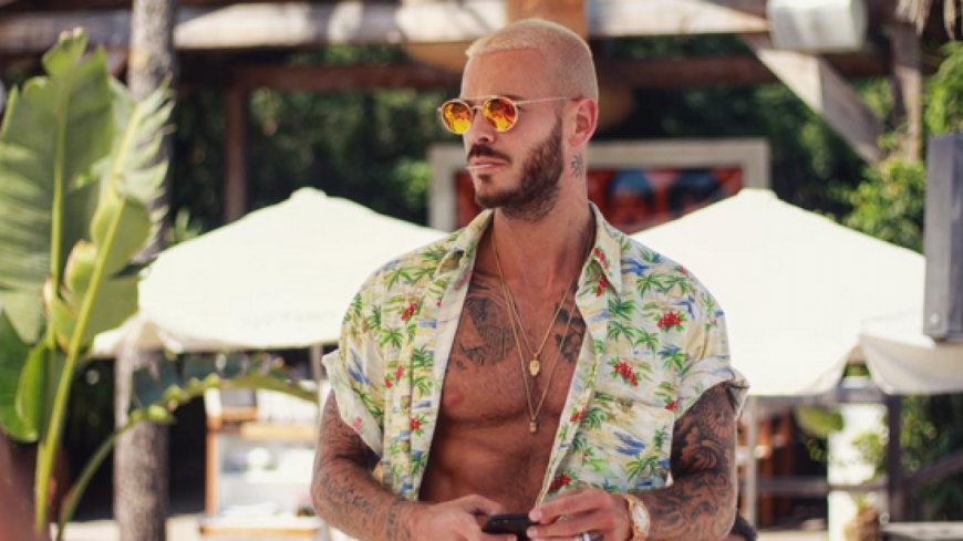 VIDEO. Matt Pokora enflamme Instagram !