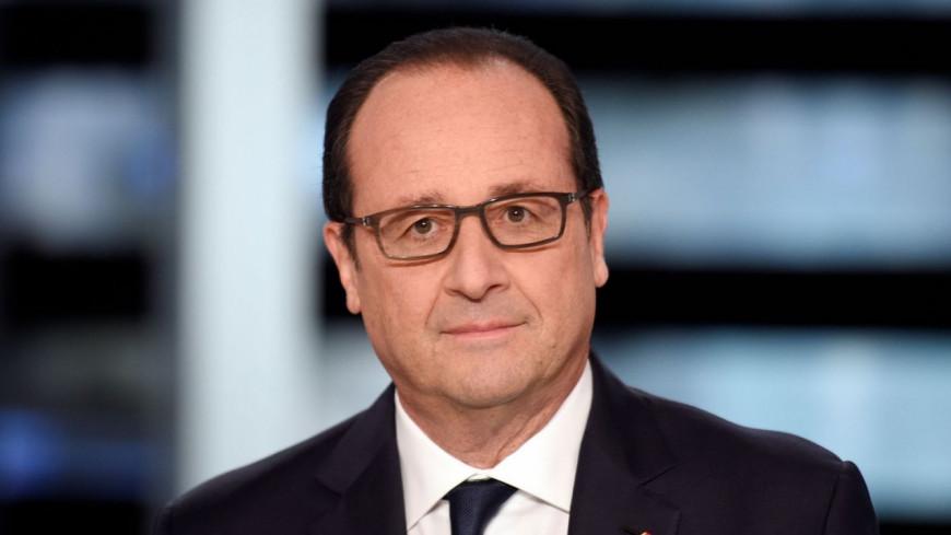 François Hollande est en deuil.