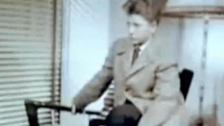 Revivez, comme si vous étiez, la toute 1ère apparition télé de Johnny Hallyday