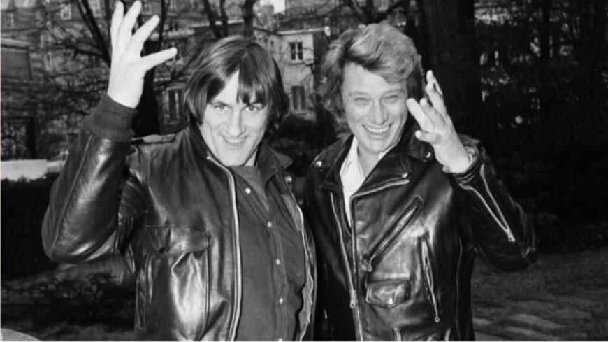 """Gérard Depardieu raconte comment Johnny Hallyday et lui sont """"morts ensemble"""""""