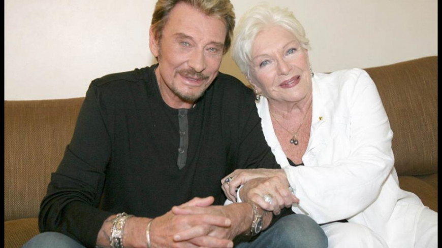 Line Renaud réagit à la disparition de Johnny Hallyday