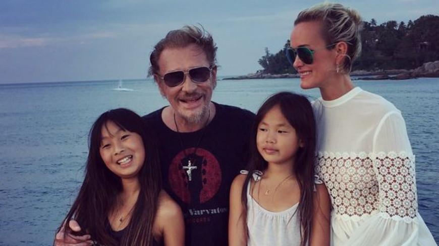 Johnny Hallyday : sa dernière volonté pour ses deux filles Jade et Joy