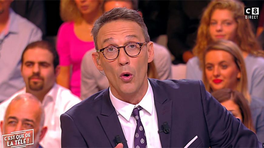 Pascal Obispo en pleurs dans « The Voice », Julien Courbet le tacle