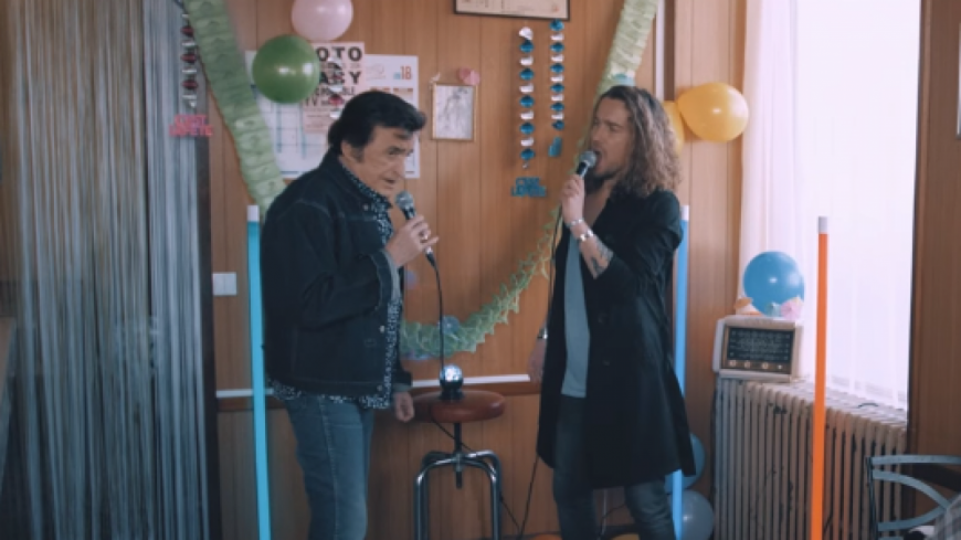 Découvrez le nouveau clip de Julien Doré