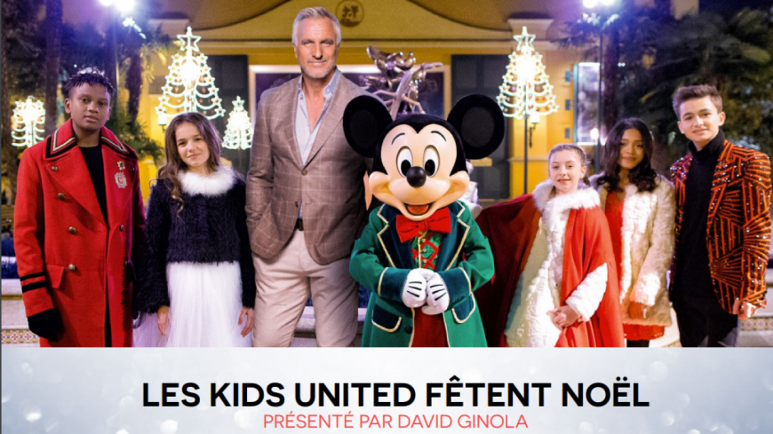 M6 diffusera un programme spécial Noël avec les Kids United
