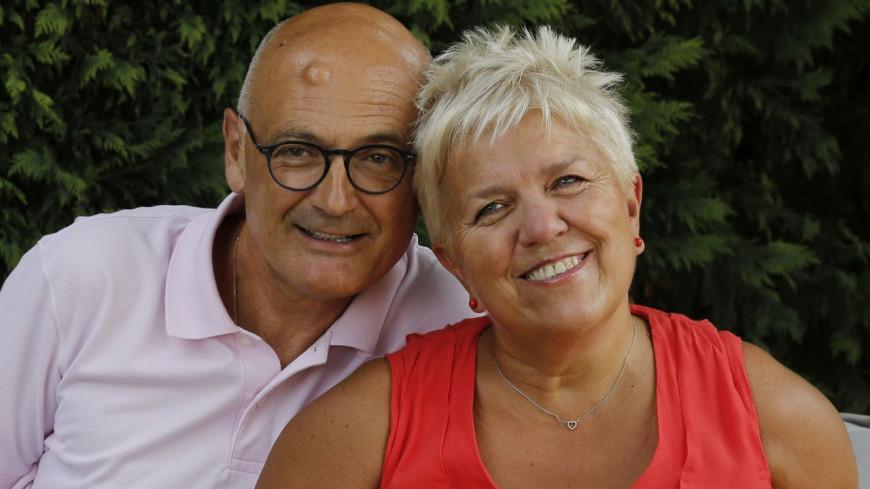 Mimie mathy et son mari - Eglantine emeye et son conjoint ...