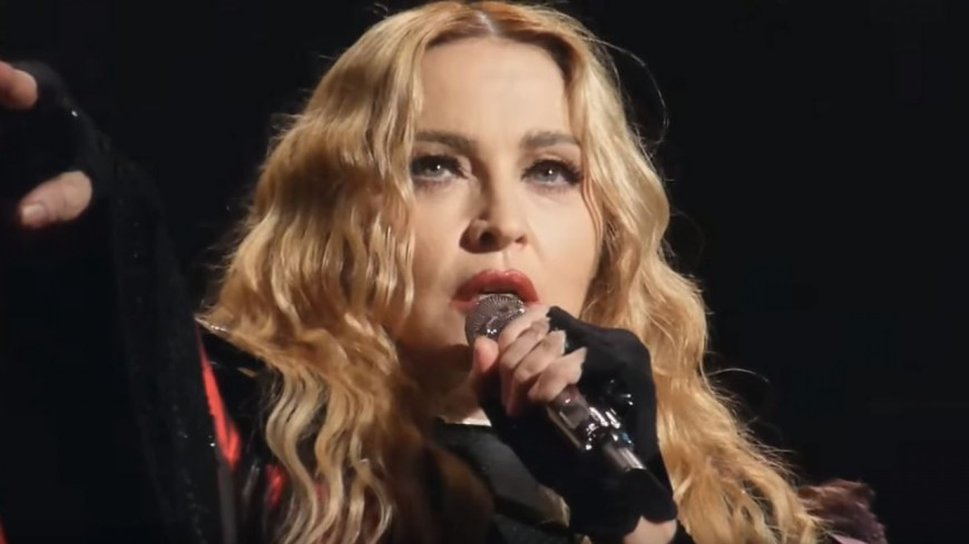 Madonna à l'Eurovision ?