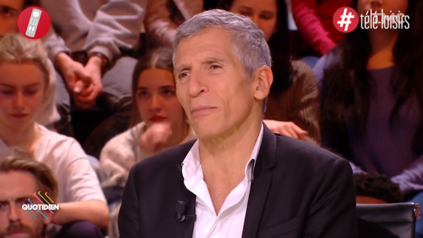 « Quotidien » : Nagui pousse un coup de gueule après une question de Yann Barthès
