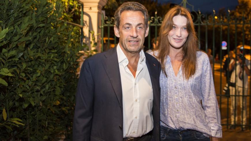 Nicolas Sarkozy : son tendre message pour Carla Bruni