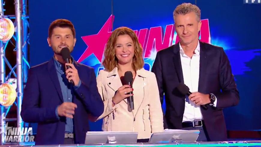 Découvrez qui remplacera Sandrine Quetier dans Ninja Warrior sur TF1 !