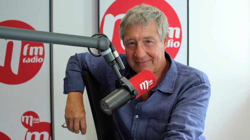 Patrick Sabatier, nouvelle recrue MFM Radio!